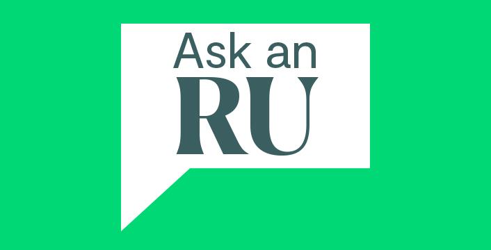 Ask an RU