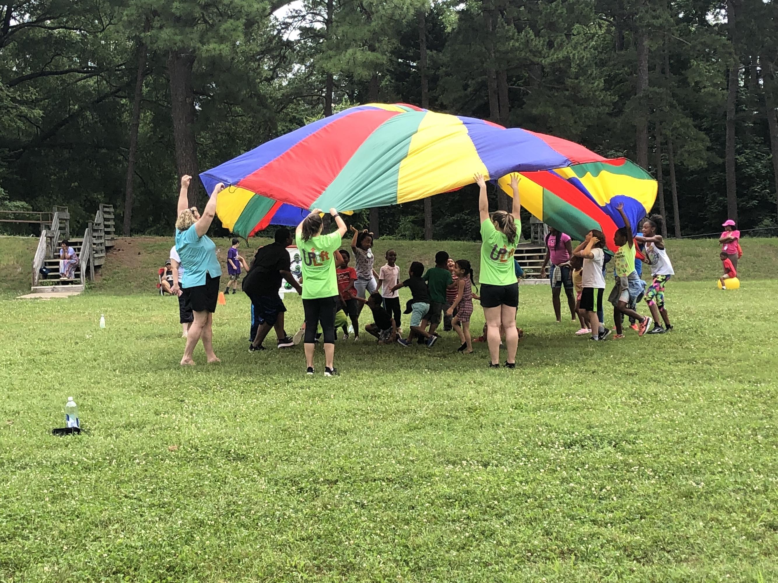 Playworks Volunteers