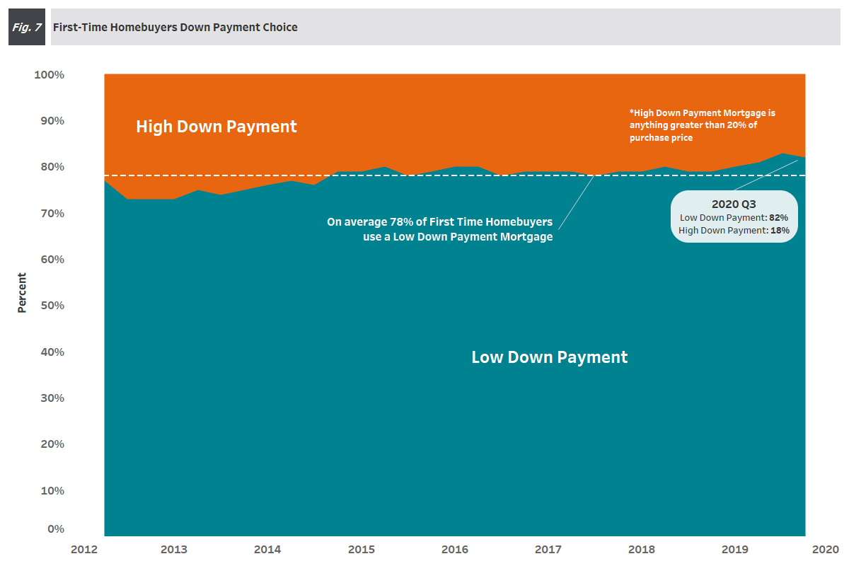 Figure 7: Down Payment Choice